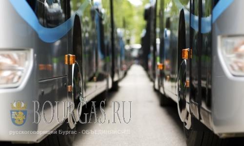 Из Балчика в Варну пустят автобусы