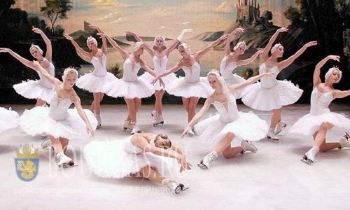 Билеты на спектакли государственного балета на льду Санкт-Петербурга — уже в продаже
