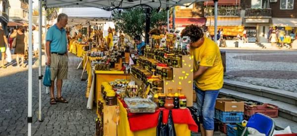 Несебр до 8-го сентября стал столицей меда