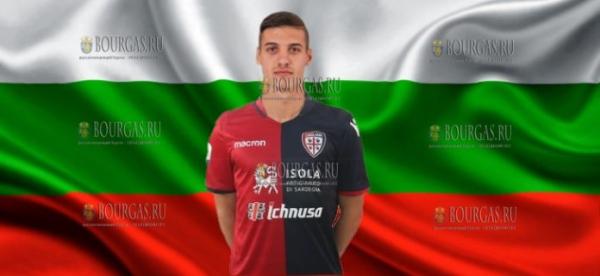 Еще один болгарский футболист станет миллионером