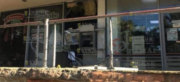 В Болгарии задержали граждан Молдовы, которые взорвали банкомат в Стара Загора