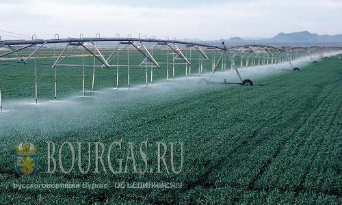 В Болгарии хотят восстановить ирригационную систему
