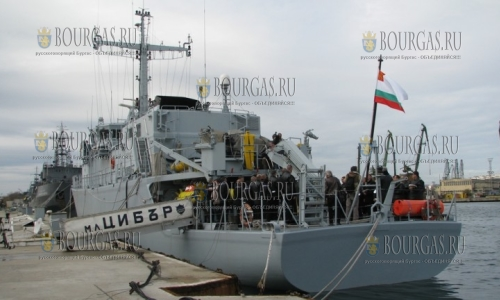 Корабль ВМС Болгарии «Цибар» примет участие в военно-морских учениях «NUSRET-17»