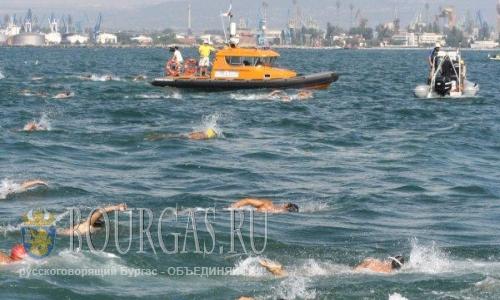В Варне финишировал 79 плавательный марафон «Галата-Варна»