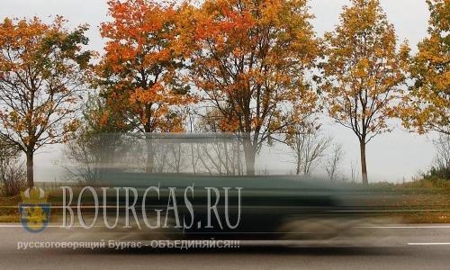 138 человек погибли на дорогах Болгарии из-за превышения скорости