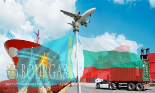 Президент Казахстана пригласил президента Болгарии посетить Казахстан
