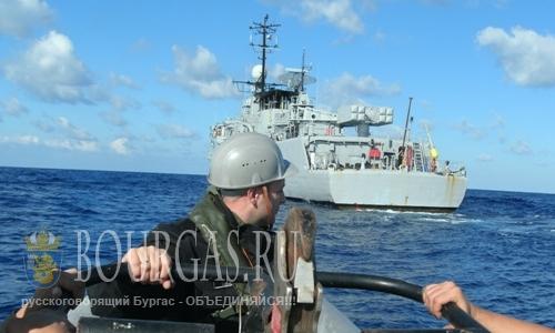 Болгария и Румыния «повоюют» в Черном море