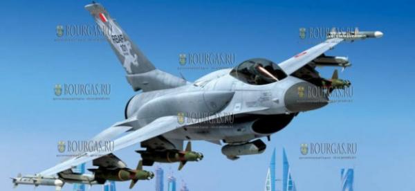 Вопрос покупки новых F-16 в Болгарии пока не стоит