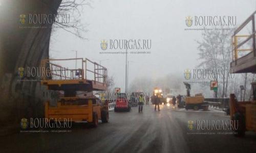 Передвигаться по дорогам Болгарии не безопасно