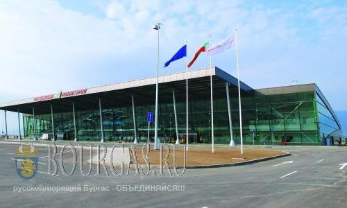 Трафик в аэропорту Пловдива растет