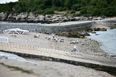 Бетонные побережья Болгарии — разрушаются….