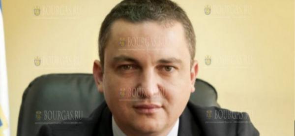 Иван Портних — мэр Варны