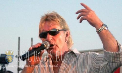 Экс-солист знаменитой группы «Uriah Heep» в Добриче