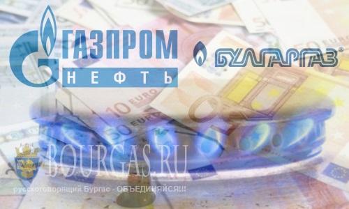 Газпром увеличил поставки природного газа в Болгарию