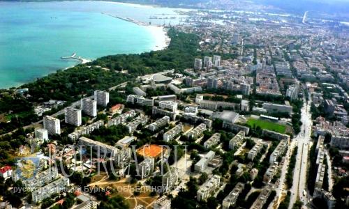 На рецепшинах в отелях Варны будут раздавать туристические карты региона