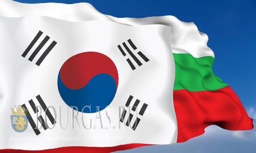 Экспорт Болгарии в Южную Корею растет