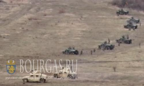 Военные учения INFLEXIBLE COURAGE пройдут в Пазарджике