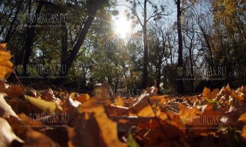 Погода в октябре в Болгарии — между летом и зимой