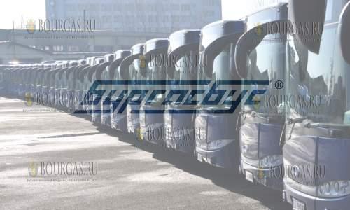 Муниципальный транспорт в Бургасе на Пасху будет работать по праздничному расписанию