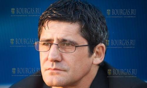 Еще один болгарский футбольный тренер отправился в Казахстан