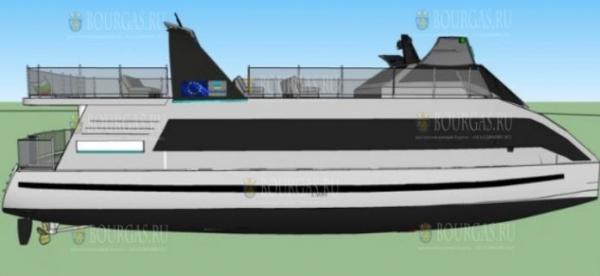 В Бургасе будут строить туристический муниципальный корабль