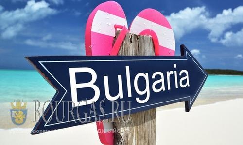 Количество визитов в Болгарию интуристов постоянно падает
