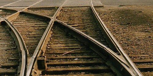В Болгарии снова стоят поезда