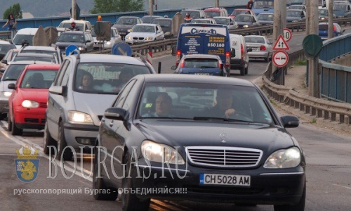 Болгары продолжают ездить на зимних шинах, а это опасно