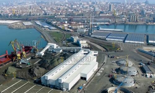 Почти 7-я часть грузооборота Порта Бургаса это товары из/в Турцию