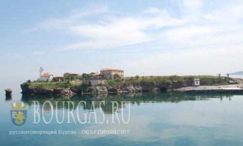 Остров Святой Анастасии закрыт для посещения