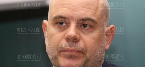 Главный прокурор Болгарии — Иван Гешев, находится на карантине