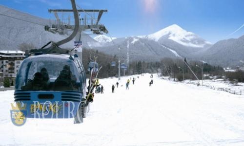 В зимний сезон 200 000 туристов катались на лыжах в Болгарии