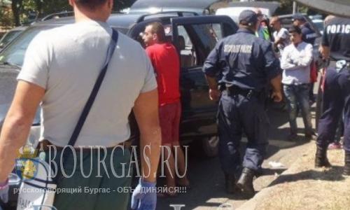 Нелегалов в Бургасе уже возят на джипах