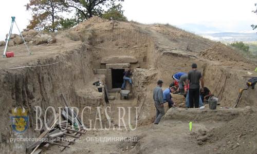 Археологи сделали интересные открытия вблизи Шипки