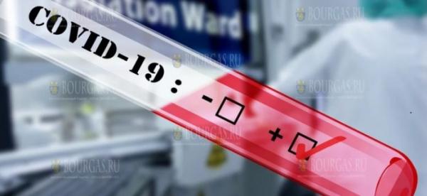 В Болгарии 3-и сутки подряд фиксируется рекордное число заболевших коронавирусом