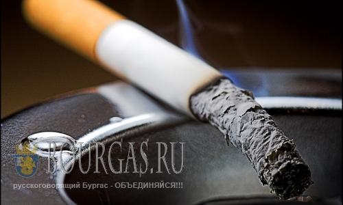 Курильщиков в Болгарии не уменьшается