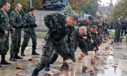 Армия Болгарии на грани выживания