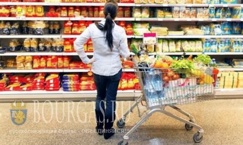 Цены на продукты в Болгарии — броуновское движение