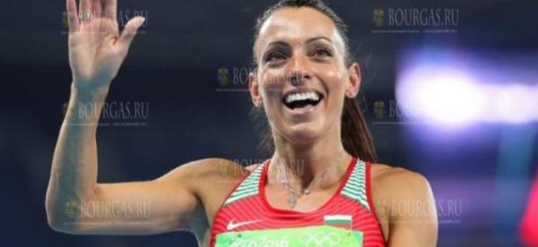 Ивет Лалова стала спортсменкой №1 на Балканах