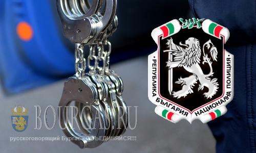 В Бургасе сотрудники полиции задержали гражданина РФ