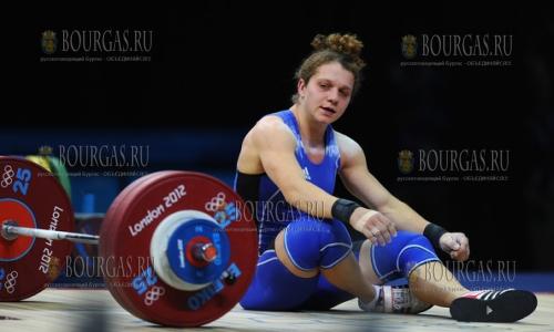 Милка Манева уже в шаге от Олимпийского серебра