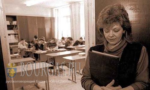 Почти 5% учителей в Бургасе и области больны коронавирусом
