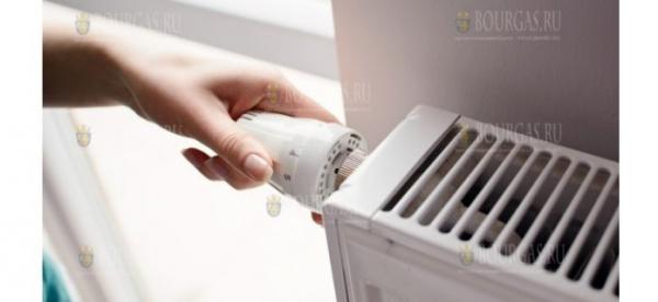 С завтрашнего дня в Бургасе включат отопление