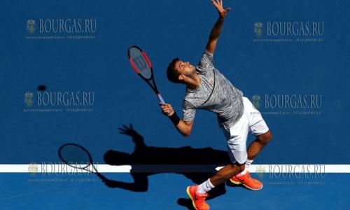 Лучший теннисист Болгарии — Григор Димитров, в первой пятерке АТР