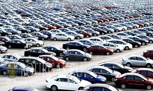 Рекордное падение продаж автомобилей в Болгарии и мире