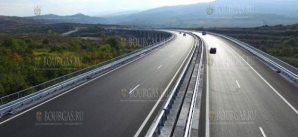 С 2014 года длина АМ на территории Болгарии выросло более, чем на 200 км