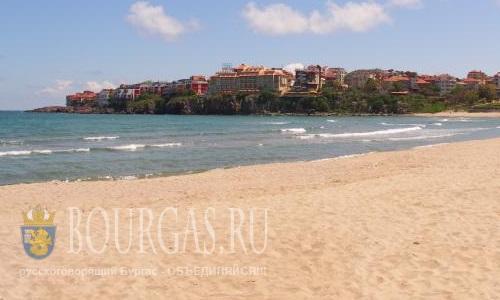 БДЧР обнаружил нарушение на центральном пляже в Созополе