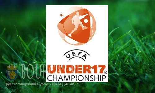Болгария, ЕВРО-2015 U-17, девятый игровой день. Сборная Россия, во втором полуфинале, уступает сборной Германии