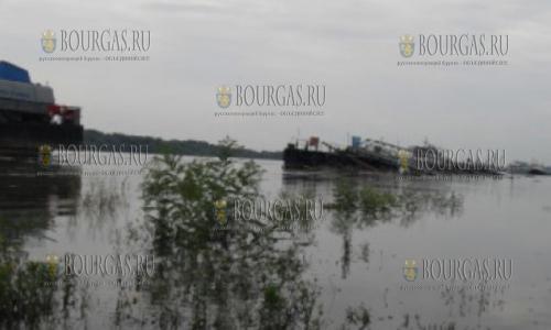 Затопило 4 болгарских острова