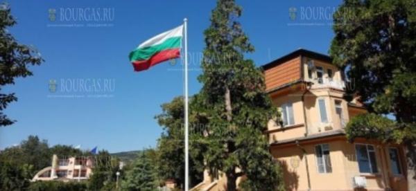 На метеорологической станции в Варне украли флаг